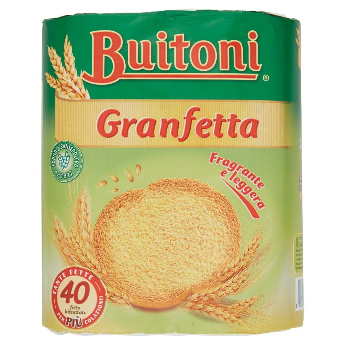 Fette biscottate Granfetta