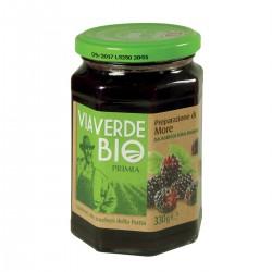 Confettura di more Via Verde Bio