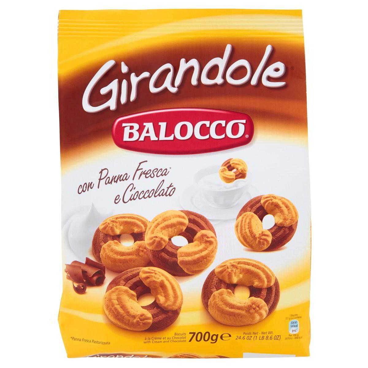 Biscotti Girandole