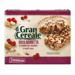 Barrette di cereali Gran Cereale