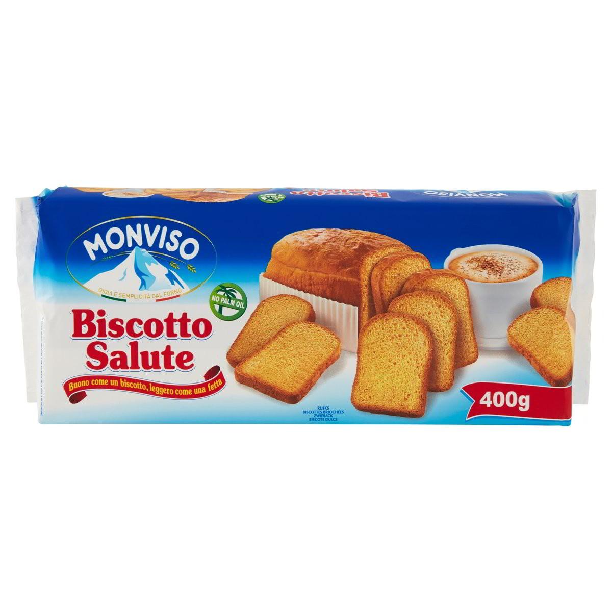 Fette biscottate Biscotto Salute
