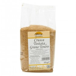 Crusca tostata di grano tenero