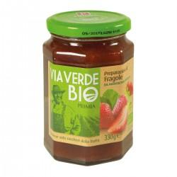 Confettura di fragole Via Verde Bio