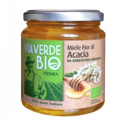Miele Fior di Acacia Via Verde Bio