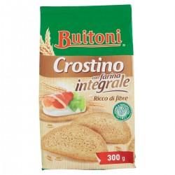 Crostino con farina integrale