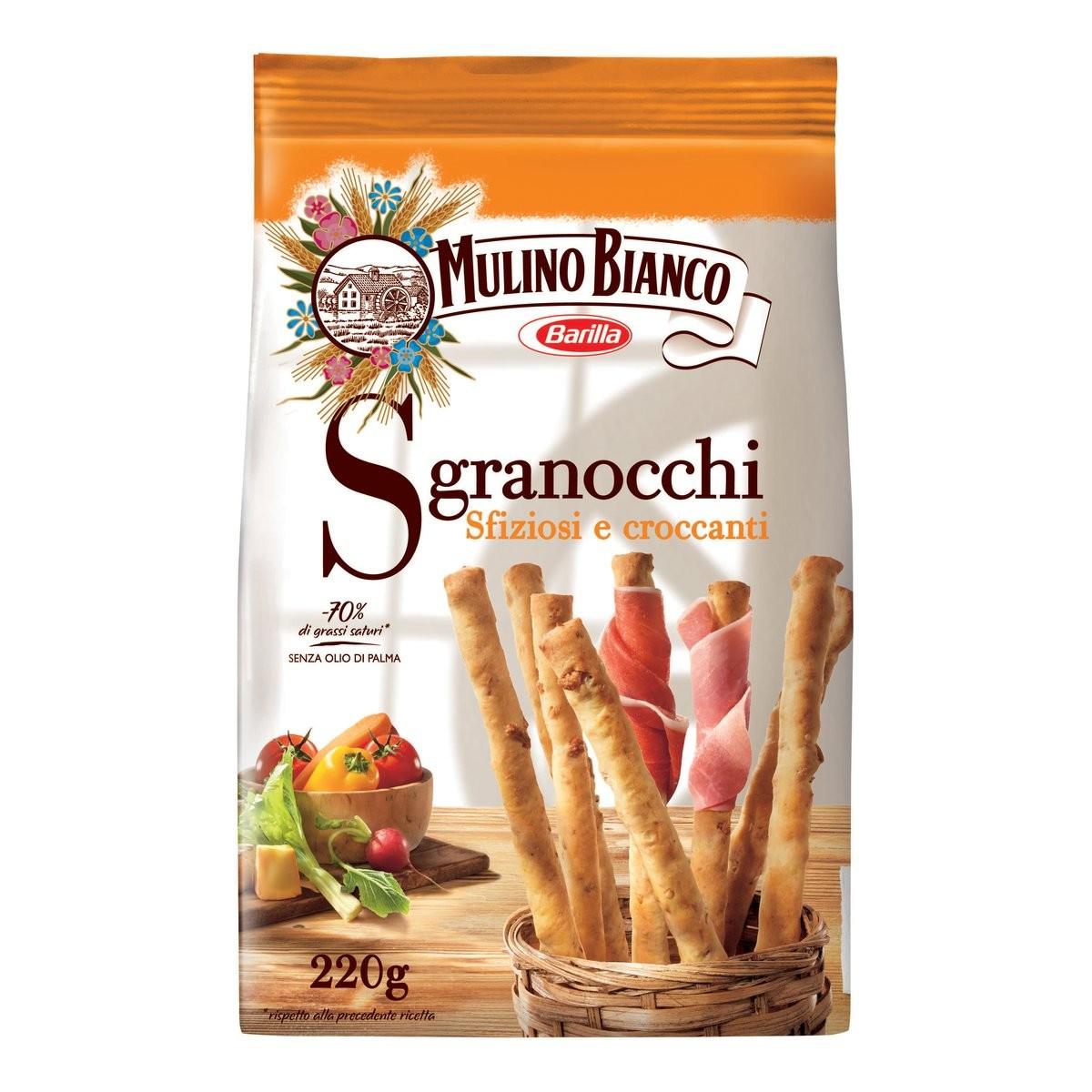 Grissini Sgranocchi