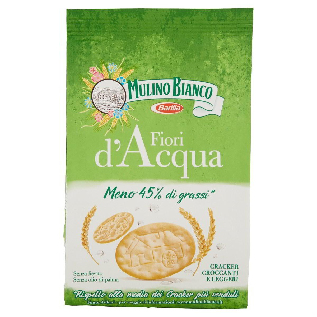 Cracker Fiori d'Acqua