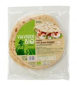 Piadine con grano Kamut Via Verde Bio