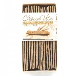Sfoglie di pane croccante