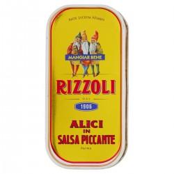 Alici in salsa piccante