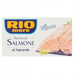 Filetto di salmone al naturale