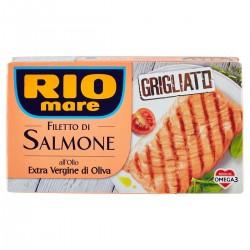 Filetto di salmone grigliato
