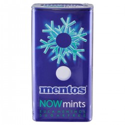 Caramelle Mentos Now Mints