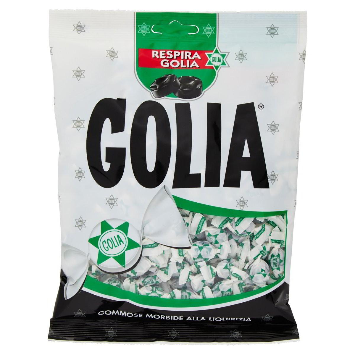 Caramelle morbide e gommose Golia