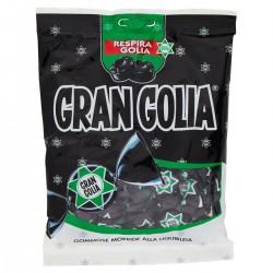 Caramelle morbide alla liquirizia Gran Golia
