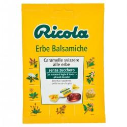 Caramelle svizzere alle erbe balsamiche