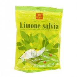 Caramelle al limone e salvia