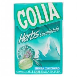 Caramelle Golia Herbs Eucalipto