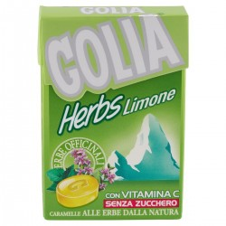 Caramelle Golia Herbs Limone