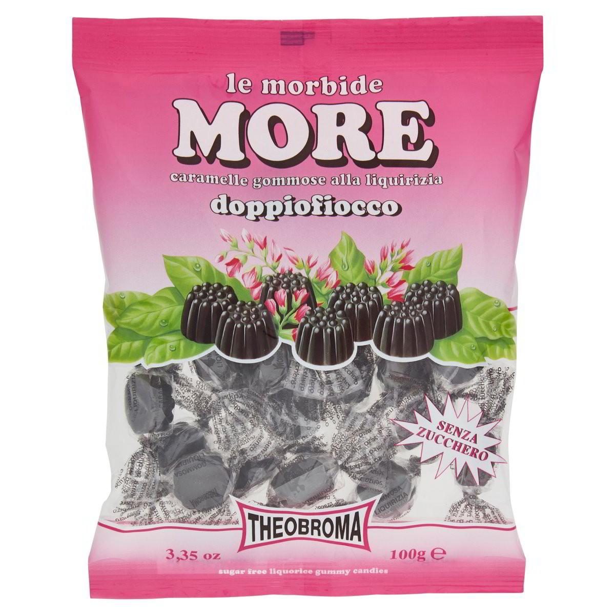 Caramelle gommose Le Morbide More