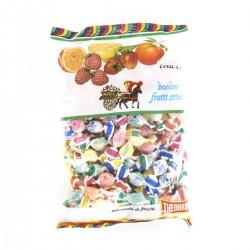 Caramelle con succhi di frutta