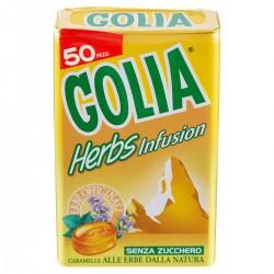 Caramelle Golia Herbs Infusion