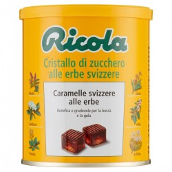 Caramelle svizzere alle erbe
