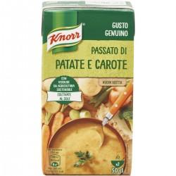 Knorr Passato di patate e carote Gusto Genuino