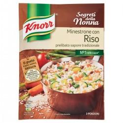 Knorr Minestrone con riso Segreti della Nonna