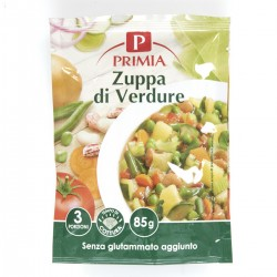 Primia Zuppa di verdure