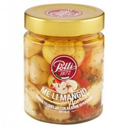 Polli Funghetti grigliati Me Li Mangio