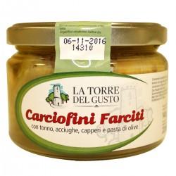 La torre del gusto Carciofini farciti