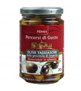 Primia Olive Taggiasche Percorsi di Gusto