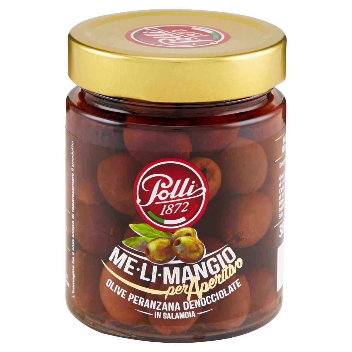 Polli Olive peranzana Me Li Mangio