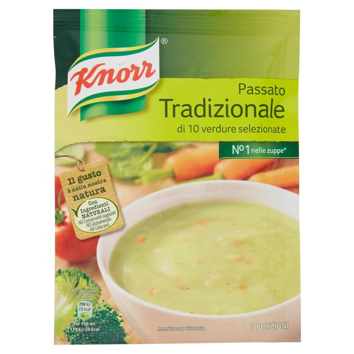 Knorr Passato Tradizionale
