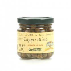 Coelsanus Capperottimo in aceto di mele