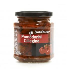Gli Stuzzicanti Pomodorini Ciliegino