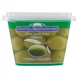 Madama Oliva Olive verdi dolci giganti