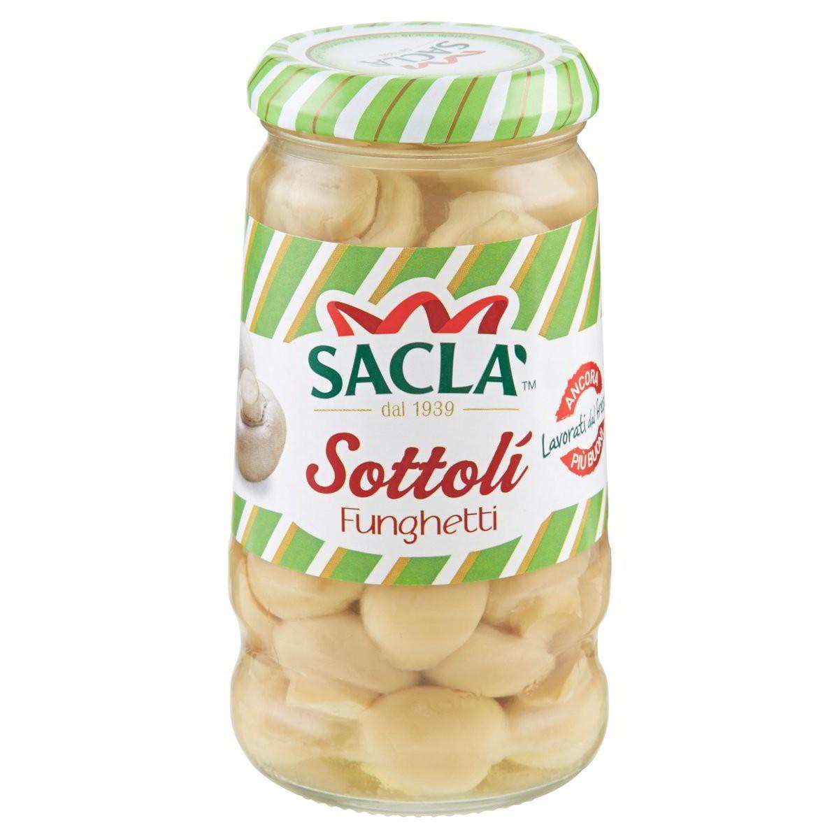 Saclà Funghetti Sottolì