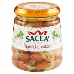 Saclà Fagiolata rustica