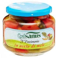 Coelsanus Il pinzimonio in aceto di mele