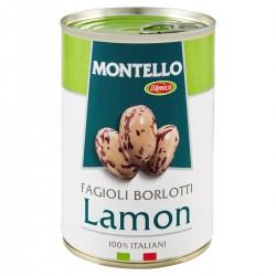 Montello Fagioli borlotti Lamon lessati al naturale
