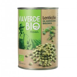 Primia Lenticchie Via Verde Bio