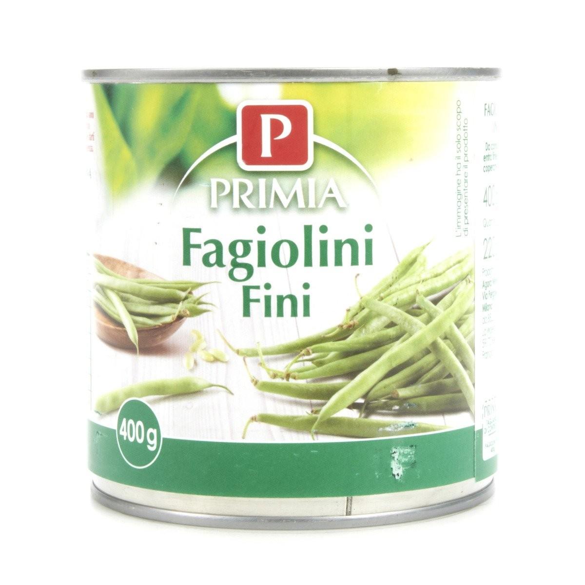 Primia Fagiolini fini