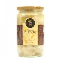 Tenuta Bianchi Cuori di carciofo in olio di semi di girasole
