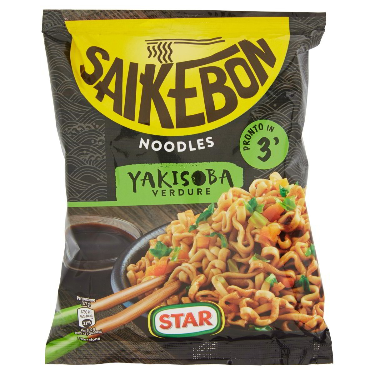 Star Saikebon Yakisoba