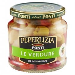 Ponti Le verdure Peperlizia