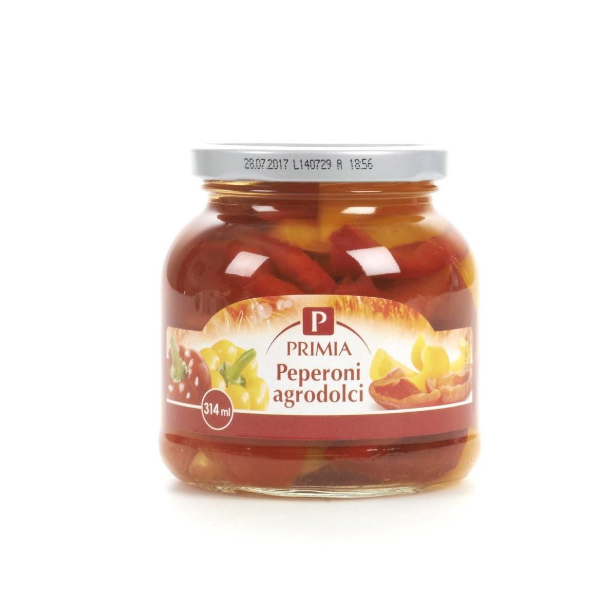 Primia Peperoni agrodolci