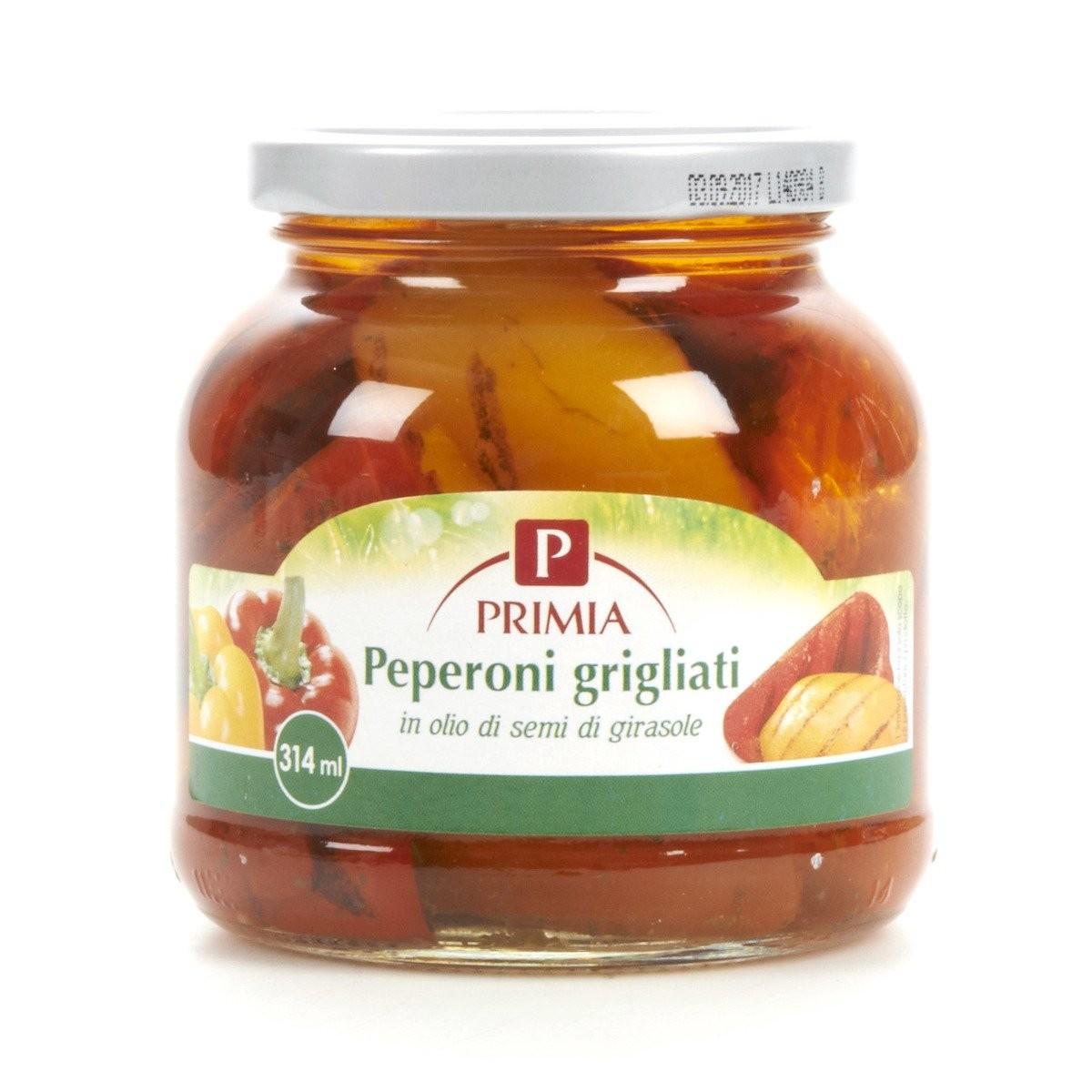 Primia Peperoni grigliati