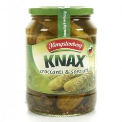 Hengstenberg Knax cetrioli croccanti e speziati